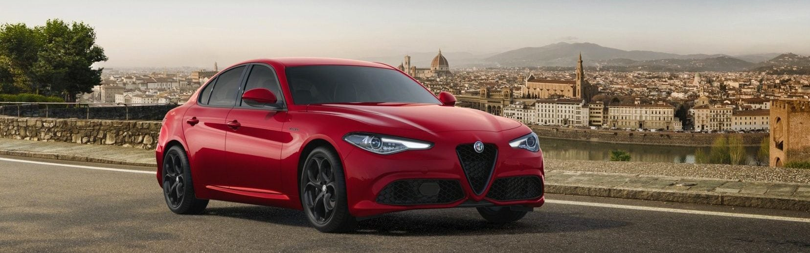 Alfa Romeo Giulia - Concessionari Caserta
